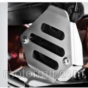 Защита клапана выхлопной R1200GS с 2010 серебро фото