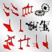Изготовление навесного оборудования к мотоблокам фото