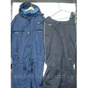 Лыжные комбинезоны и брюки секонд хенд фото