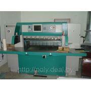 Бумагороезальная машина PERFECTA 115 TV 2005 год фото
