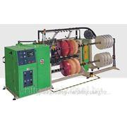 Станок для резки рулонов с серво-приводами натяжения полотна ZTM-D500 фото