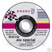 Отрезной круг по алюминию тонкий CS 60 ALU special express фото