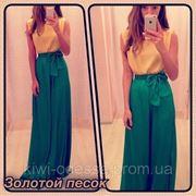 Платье два цвета в пол фото