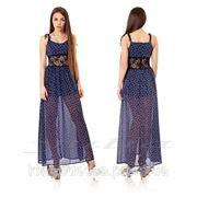 Платье талия гипюр фото