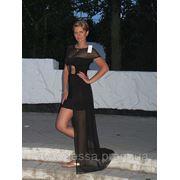 Платье вуаль фото