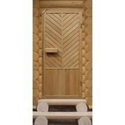 Дверь Банная фото