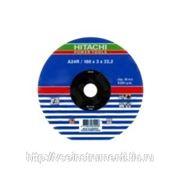 Диск шлифовальный по металлу 150х22,2 мм hitachi htc-752553 фото