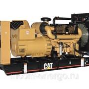 Генератор дизельный Caterpillar C18 (440 кВт) фото