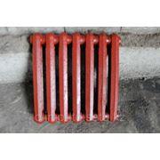 Чугунный радиатор МС90 Казахстан фото