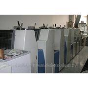 Комплект: RYOBI 524HXX 2000г. и RYOBI 526HXX+L 4-красочная и 6-красочная с лаком печатные машины фото