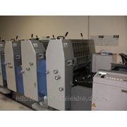 RYOBI 524HE 2007г. 18 мил. отт 4-х красочная офсетная печатная машина фото