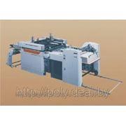 Плоскопечатные листовые автоматы Sakurai MF 80 фото