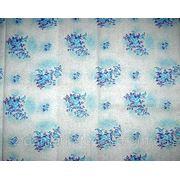 Ткань постельная Напыление фиолетовое фото