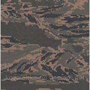 Ткань кордура расцветки Air Force(Tiger Stripe). 1000D
