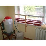 Оборудование для выращивания полезных растений на балконе фото