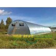 Строительство быстровозводимых зернохранилищ фото