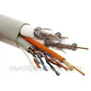 Радиочастотный кабель фото