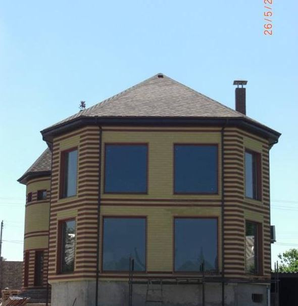 Смета на ремонт фасада жилого дома
