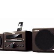 Центр музыкальный Yamaha MCR-040 Brown фото
