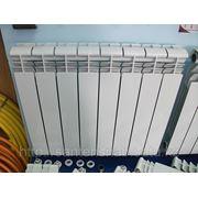 Радиатор биметаллический VARMEGA BIMEGA 500/80/80 фото
