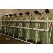 """Фильтры для умягчения воды, обезжелезивания, сорбционной и механической очистки воды """"РосАква-Ф"""" фото"""