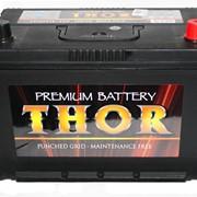 Аккумуляторы THOR 100 Ач 115D31L/115D31R джип фото