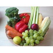 Сбор овощей и фруктов фото