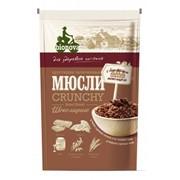 Мюсли шоколадные фото