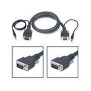 15-контактные HD М-М VGA коннекторы с аудиокабелями Extron VGA-A M-M MD/6 фото