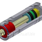 Гидроцилиндр по ОС 1-100х16.000 фото