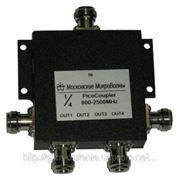 Делитель мощности 800-2700Мгц PicoCoupler 1/4 для усиления мобильной связи фото