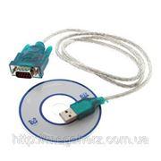 Переходник USB RS232 DB9 COM адаптер