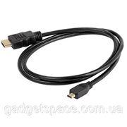 Кабель HDMI-micro HDMI 0.5 м фото