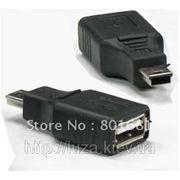Переходник USB - mini USB