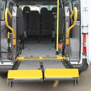 Инвалидные подъемники для общественного транспорта фото