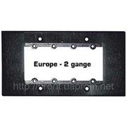Kramer Frame-2G/EUK рамка типоразмер EUK 2G для четырех вставок Insert фото