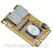 Тестер ноутбука анализатор плата Mini PCI/PCI-E LPC POST фото