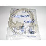 RS 232 - RS 232 (кабель для прошивки ресиверов) фото