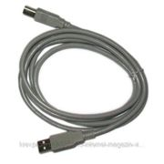 Кабель USB Alan AM-BM двойное экранирование
