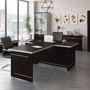 Комплект офисной мебели Зум Темный К5 фото