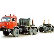 Автопоезд-трубовоз 442620 (шасси КАМАЗ-43118) фото