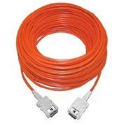 Заказной оптоволовонный кабель для передачи сигнала DVI Single Link, C-AFDM/AFDM— (ONE FOOT) фото