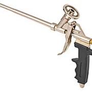Пистолет для монтажной пены с хромированным покрытием фото