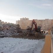 Расчистка территории фото