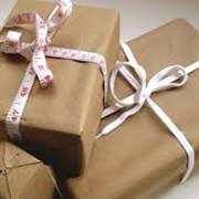 Упаковка из бумаги и картона, упаковочная бумага, обёрточная бумага фото
