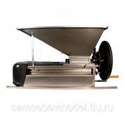 Дробилка DMAI для винограда ручная с гребнеотделителем фото