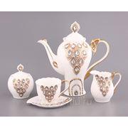 Чайный сервиз на 6 персон 15 пр.1500/250 мл. (868689) фото