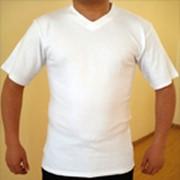 Трикотажные футболки. фото