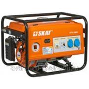 Генераторы бензиновые SKAT фото