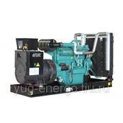 Дизельная электростанция АД100-Т400 в кожухе, с АВР Ricardo фото